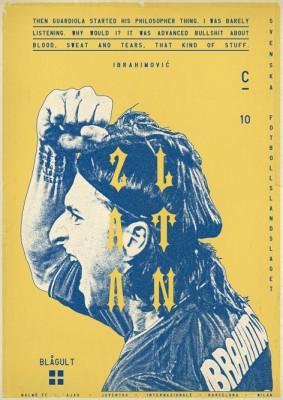 ズラタン・イブラヒモビッチSP壁紙02