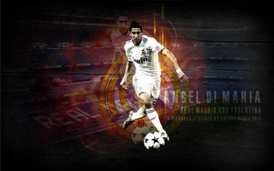 Di-Maria-Background