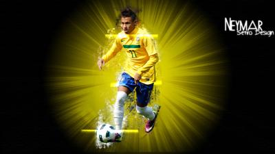 ネイマール Neymar 壁紙04