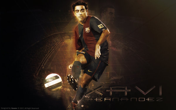 Xavi_Wallpaper_by_ForcaBarca